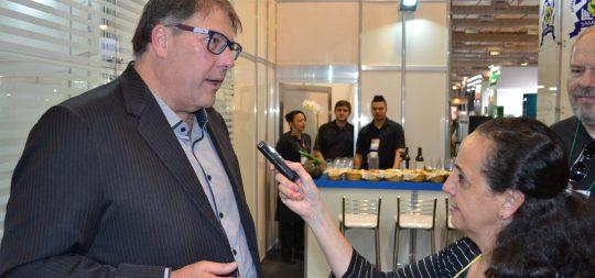 Entrevista com Luciano Faccioli durante Fipan 2018