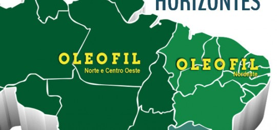 Publicação desenvolvida pela AZM Comunicações para Oleofil