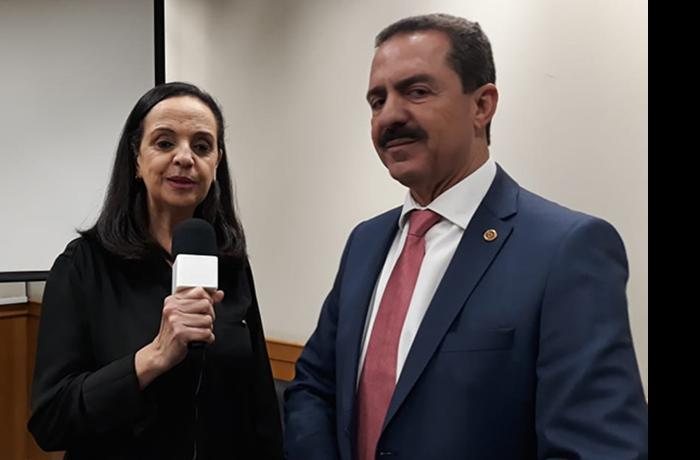 Entrevista com deputado Estadual Itamar Borges